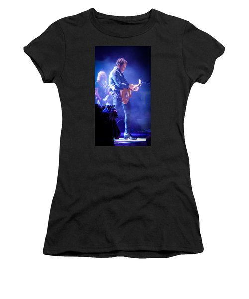 Vivian Campbell Women's T-Shirt (Junior Cut) by Luisa Gatti