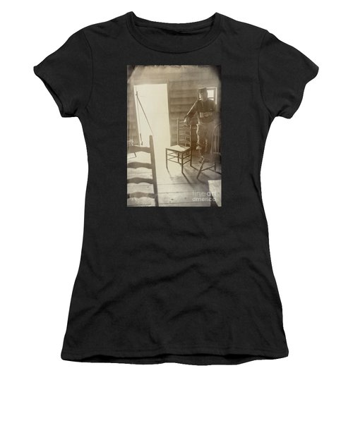 Welcome Women's T-Shirt (Athletic Fit)
