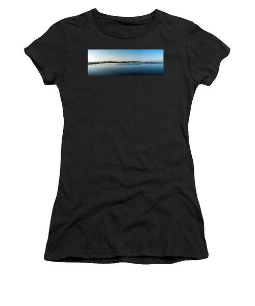 Wetlands Panorama  Women's T-Shirt
