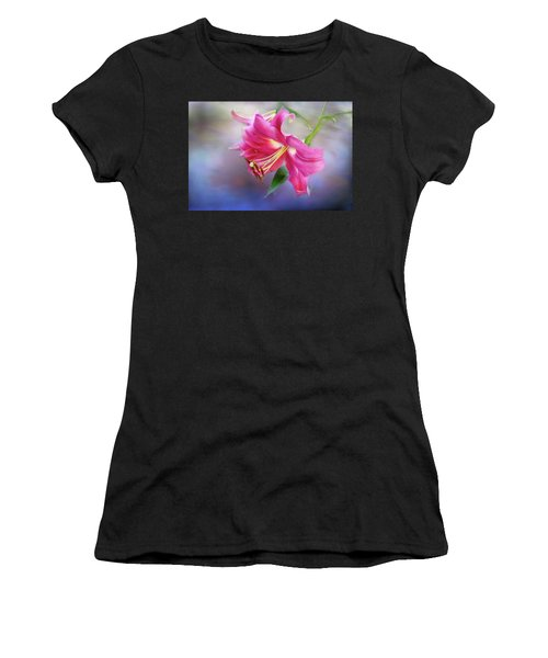 White Hall Lily Women's T-Shirt