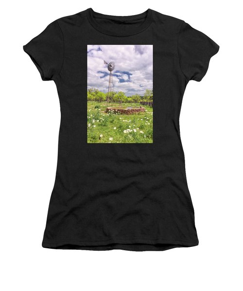 Wind And Water Women's T-Shirt