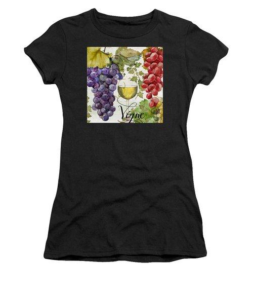 Wines Of Paris II Women's T-Shirt