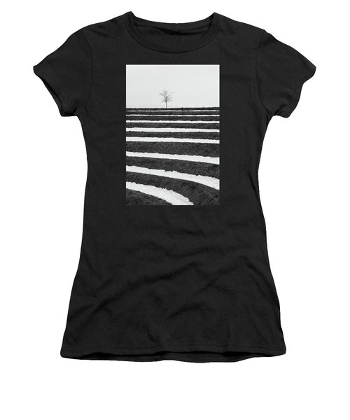 Winter Blues Women's T-Shirt