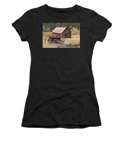 Seed Tiller - Barn Westcliffe Co Women's T-Shirt
