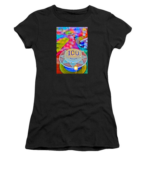 100 Points - Pinball Women's T-Shirt