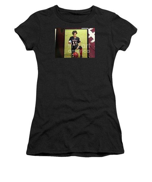 #11 Talisa Hartley Houston Energy  Women's T-Shirt (Junior Cut) by Talisa Hartley