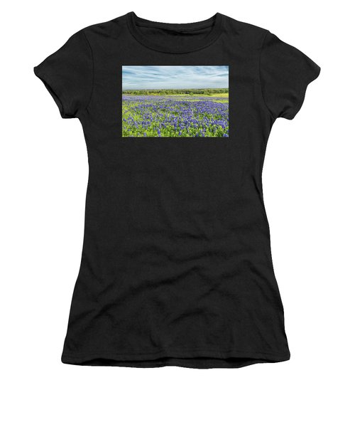 Texas Bluebonnets 11 Women's T-Shirt