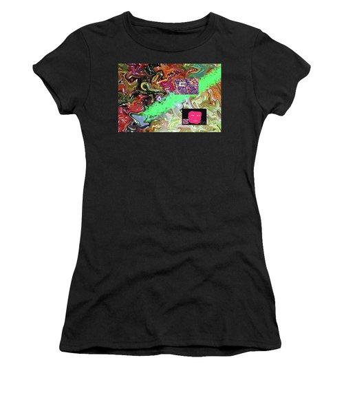 12-30-2056d Women's T-Shirt (Athletic Fit)