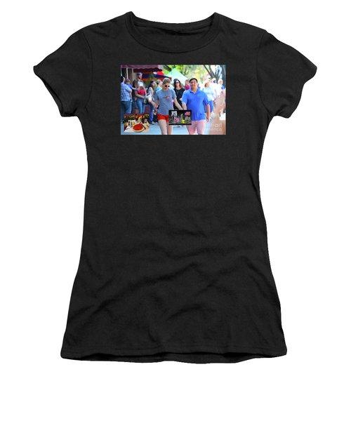 12-31-2056g Women's T-Shirt (Athletic Fit)