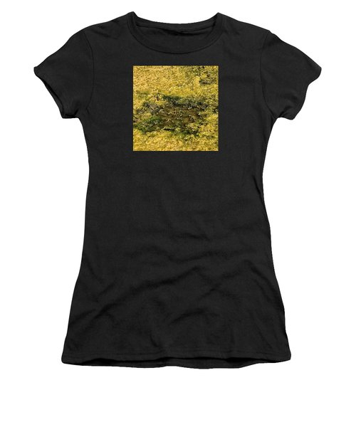 Primordial Soup Women's T-Shirt (Athletic Fit)