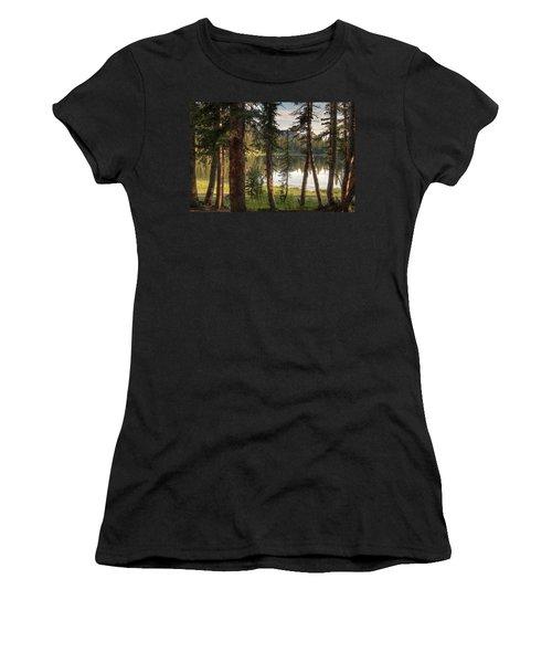 Uinta Mountains, Utah Women's T-Shirt