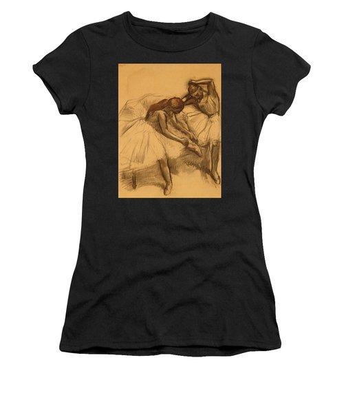 Two Dancers Women's T-Shirt