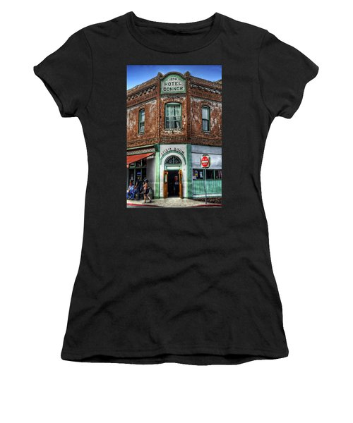 1898 Hotel Connor - Jerome Arizona Women's T-Shirt
