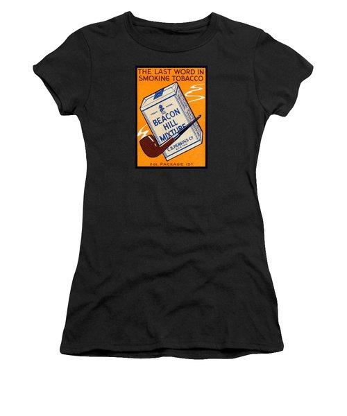1910 Beacon Hill Pipe Tobacco Women's T-Shirt