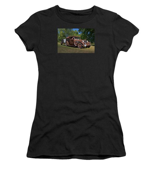 1928 Oldsmobile Camper Special Women's T-Shirt