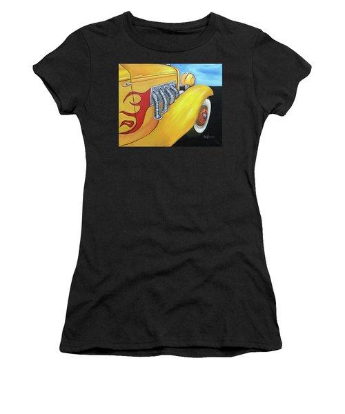 1936 Duesenberg Women's T-Shirt (Athletic Fit)