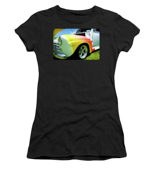 1947 Ford Coupe Women's T-Shirt (Athletic Fit)