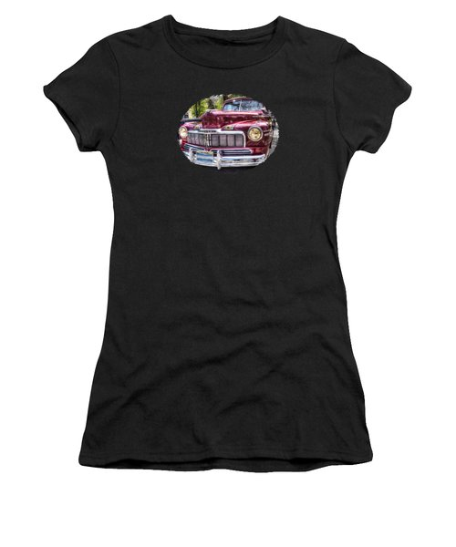 1948 Mercury Convertible Women's T-Shirt (Athletic Fit)