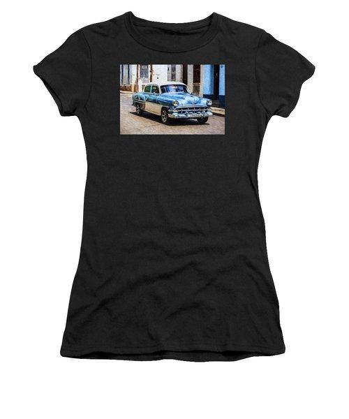 1954 Chevy Cuba Women's T-Shirt