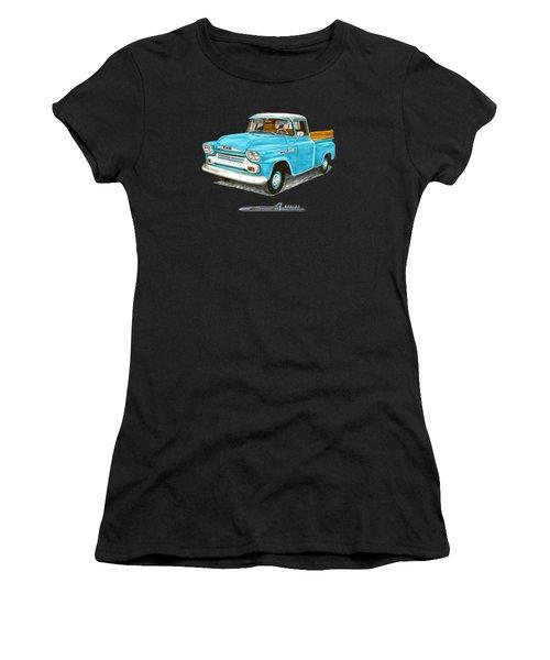 Apache Pick Up Truck Women's T-Shirt