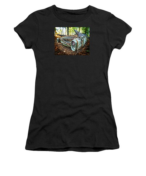 1960 Cadillac At Rest Women's T-Shirt