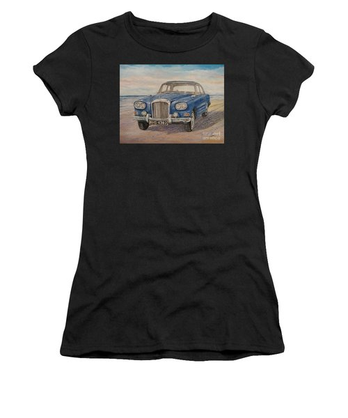 1963 Bentley Continental S3 Coupe Women's T-Shirt