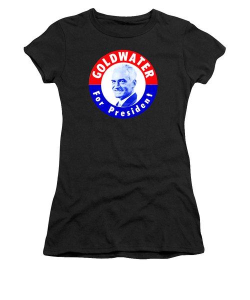 1964 Goldwater For President Women's T-Shirt