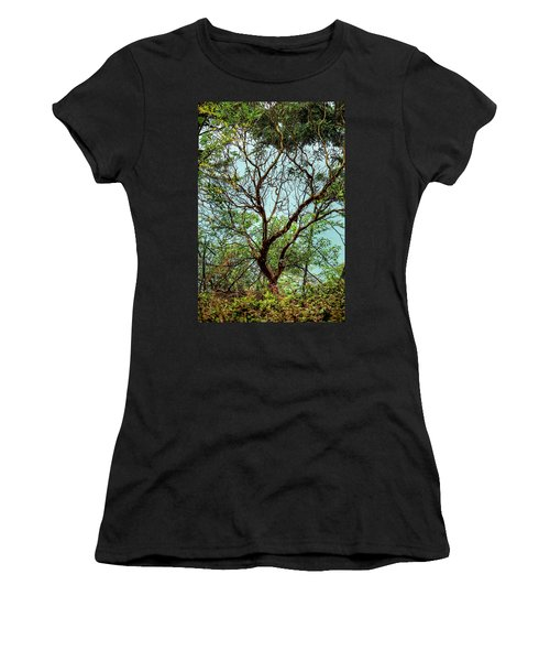 Arbutus Tree Women's T-Shirt