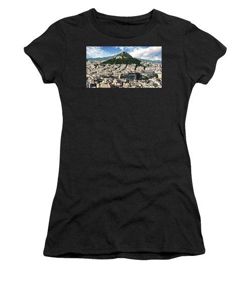 Athens Panorama Women's T-Shirt