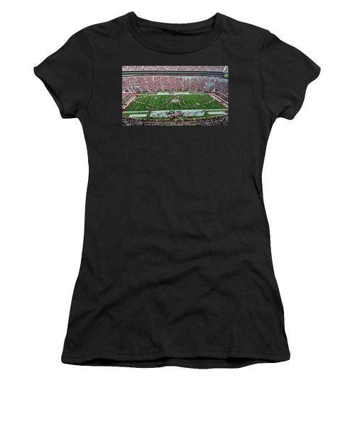 Bama A Panorama Women's T-Shirt (Athletic Fit)