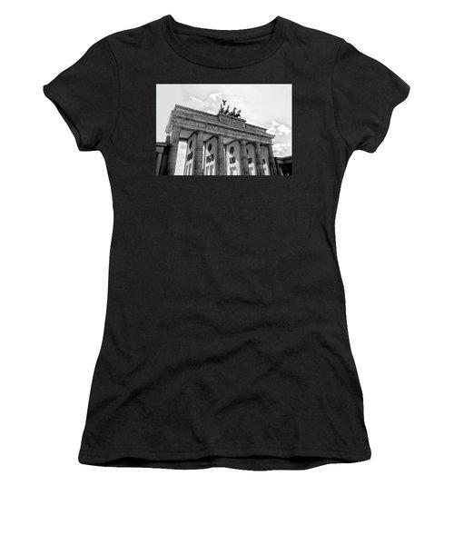 Brandenburg Gate - Berlin Women's T-Shirt