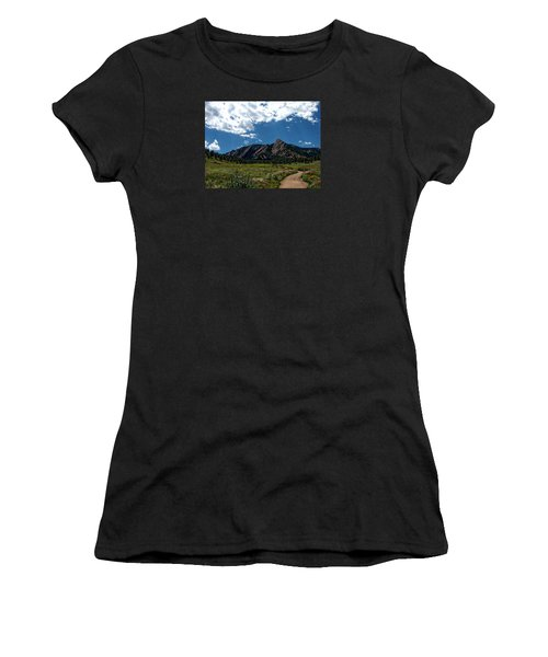 Colorado Landscape Women's T-Shirt