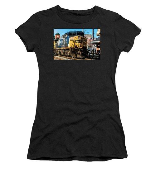Csx Engine Gaithersburg Maryland Women's T-Shirt
