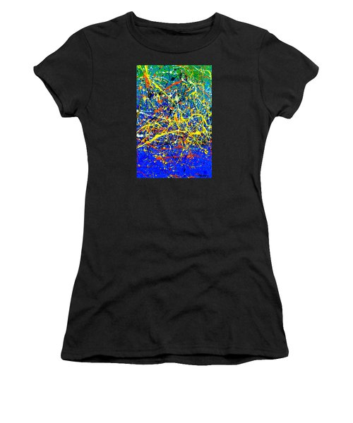 Dripx 2 Women's T-Shirt (Athletic Fit)
