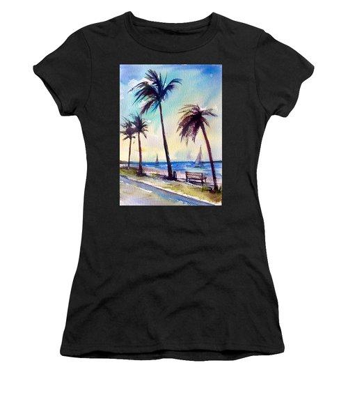 Evening Solitude Women's T-Shirt