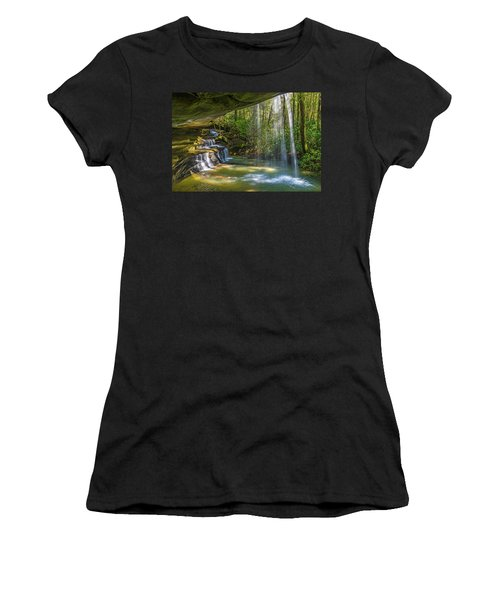 2 For One Falls Women's T-Shirt (Athletic Fit)