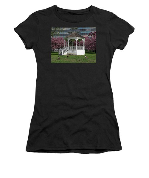 Gazebo In The Park Women's T-Shirt