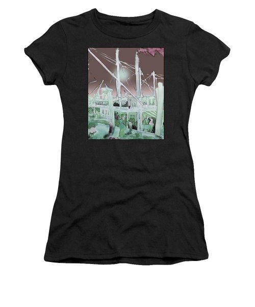 Ghost Ship Women's T-Shirt