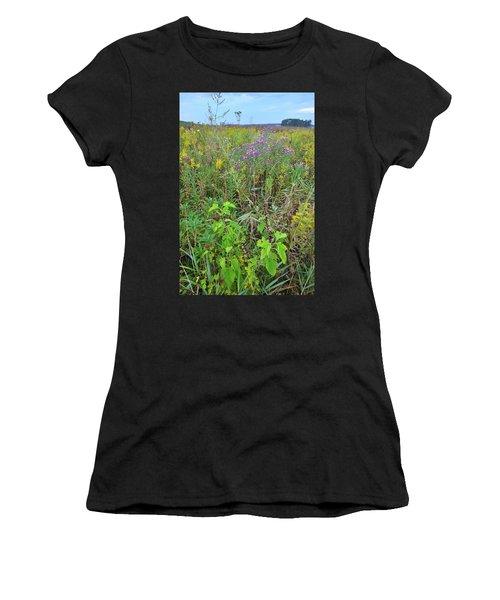 Glacial Park Native Prairie Women's T-Shirt