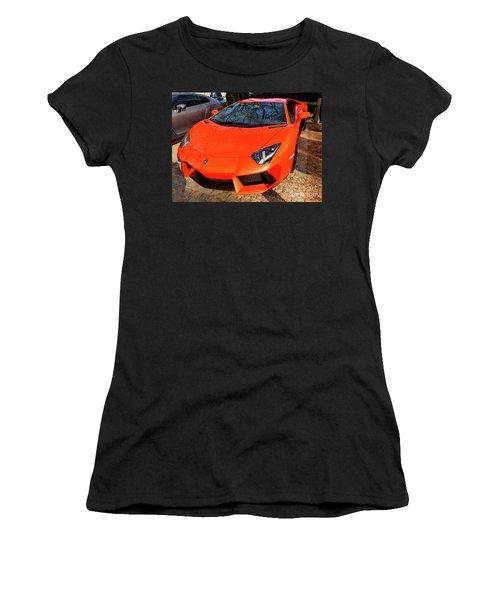 Lamborghini Aventador Women's T-Shirt