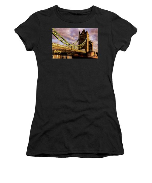 London Tower Bridge. Women's T-Shirt