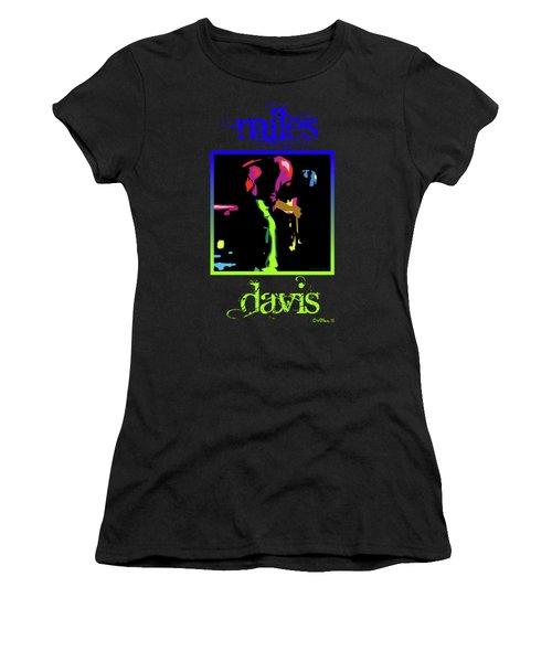 Miles Davis Women's T-Shirt