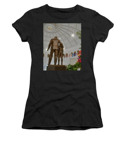 Milton Hershey And The Boy Women's T-Shirt