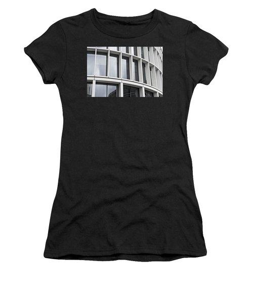 Modern Office Building Women's T-Shirt