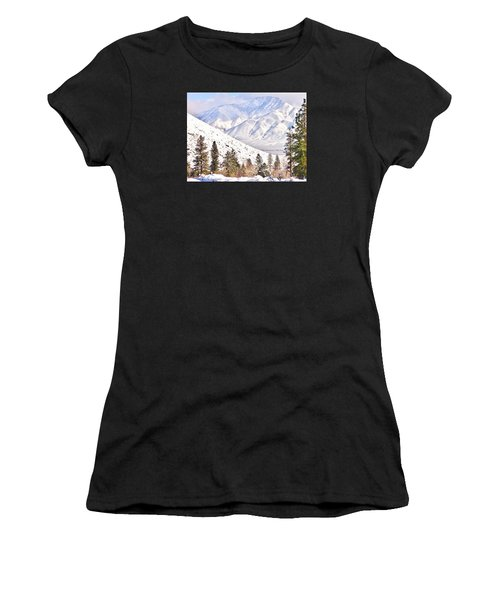 Natural Nature Women's T-Shirt (Athletic Fit)
