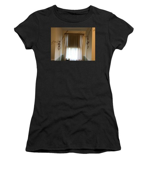 Nicks Room  Women's T-Shirt (Athletic Fit)