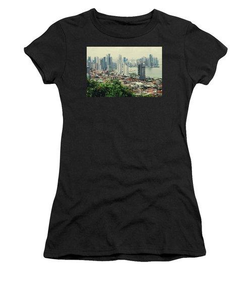 Panama City Women's T-Shirt (Athletic Fit)