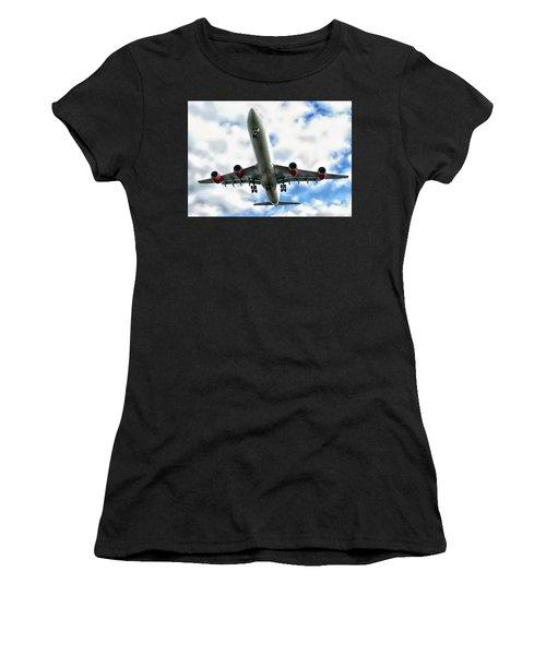 Passenger Plane Women's T-Shirt