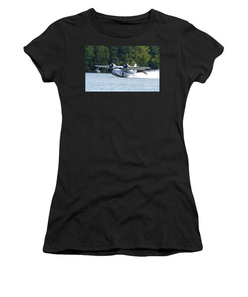 Picking Up Speed Women's T-Shirt (Athletic Fit)