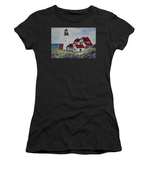 Portland Headlight Women's T-Shirt
